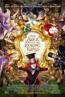 Alice Through the Looking Glass Photo 36