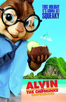 Alvin and the Chipmunks: Chipwrecked Photo 16
