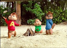 Alvin and the Chipmunks: Chipwrecked Photo 5