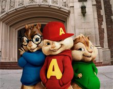 Alvin and the Chipmunks: The Squeakquel Photo 11