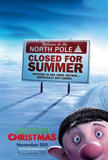 Arthur Christmas Photo 30
