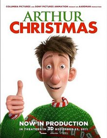 Arthur Christmas Photo 32