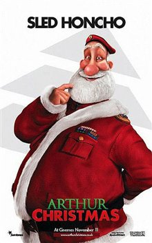 Arthur Christmas Photo 34 - Large