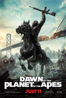 Dawn of the Planet of the Apes Photo 14 - Large