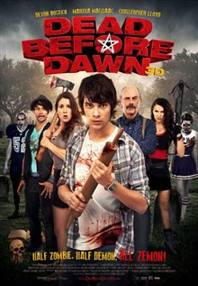 Dead Before Dawn 3D Photo 1