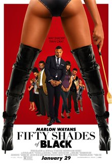 Fifty Shades of Black Photo 6