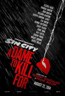 Frank Miller's Sin City: A Dame to Kill For Photo 6