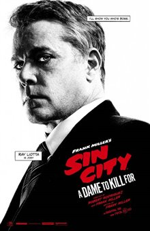 Frank Miller's Sin City: A Dame to Kill For Photo 28
