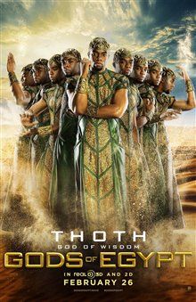 Gods of Egypt Photo 15