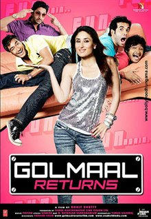 Golmaal Returns Photo 1