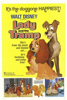 Lady and the Tramp (1955) Photo 1