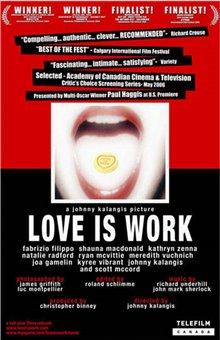 Love Is Work Photo 1