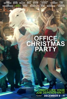 Office Christmas Party Photo 12