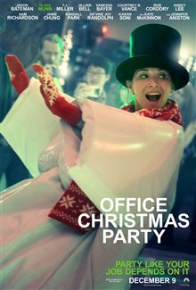 Office Christmas Party Photo 16