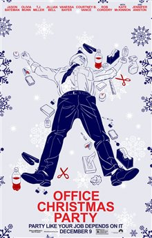 Office Christmas Party Photo 26
