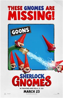 Sherlock Gnomes Photo 33