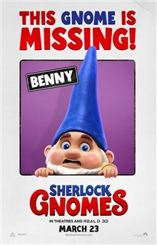 Sherlock Gnomes Photo 35