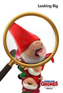Sherlock Gnomes Photo 39