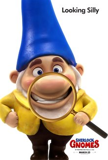 Sherlock Gnomes Photo 41