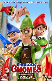 Sherlock Gnomes Photo 43