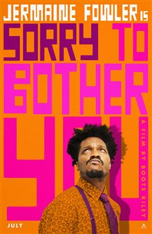 Sorry to Bother You Photo 10