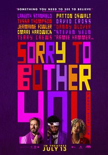 Sorry to Bother You Photo 16