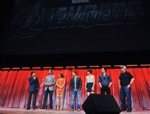 The Avengers Photo 5
