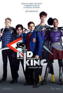 The Kid Who Would Be King Photo 15