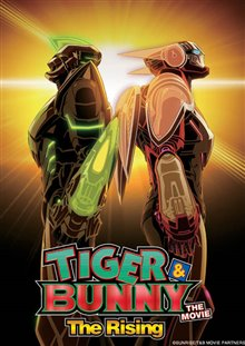 Tiger & Bunny The Movie: The Rising  Photo 1