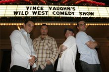 Vince Vaughn's Wild West Comedy Show: 30 Days and 30 Nights - Hollywood to the Heartland Photo 8