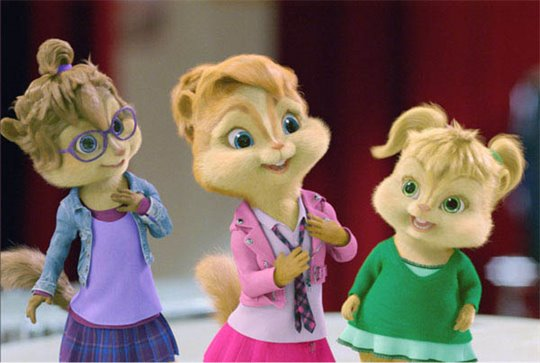 Alvin and the Chipmunks: The Squeakquel Photo 3 - Large