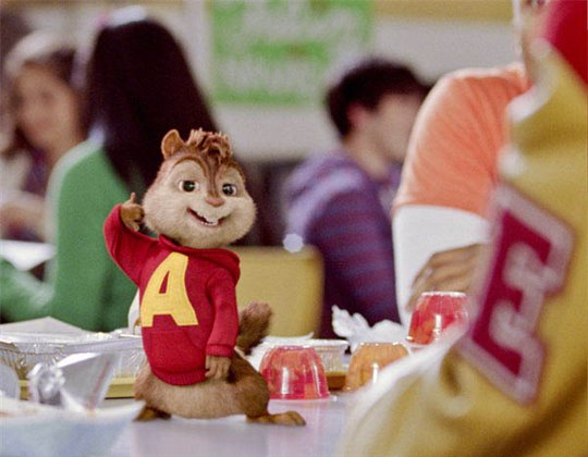 Alvin and the Chipmunks: The Squeakquel Photo 13 - Large