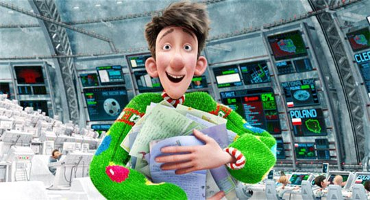 Arthur Christmas Photo 2 - Large