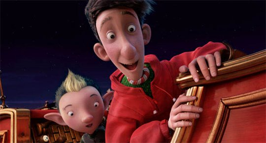Arthur Christmas Photo 10 - Large