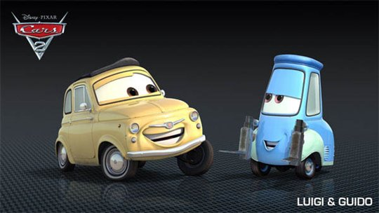Cars 2 Photo 16 - Large