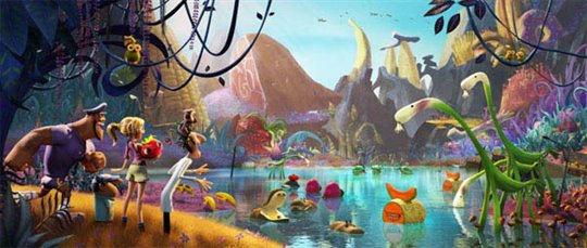 Cloudy with a Chance of Meatballs 2 Photo 1 - Large