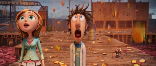 Cloudy with a Chance of Meatballs Photo 6 - Large