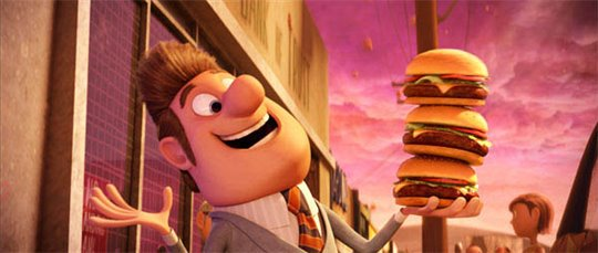 Cloudy with a Chance of Meatballs Photo 16 - Large