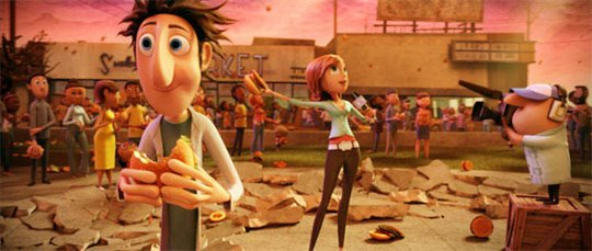 Cloudy with a Chance of Meatballs Photo 18 - Large