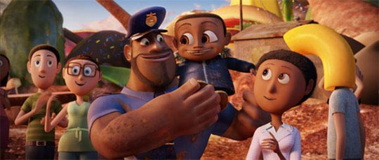 Cloudy with a Chance of Meatballs Photo 20 - Large