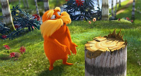 Dr. Seuss' The Lorax Photo 11 - Large
