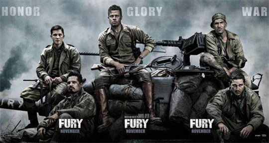 Fury Photo 1 - Large