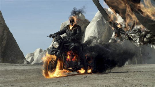 Ghost Rider: Spirit of Vengeance Photo 1 - Large