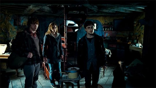Harry Potter and the Deathly Hallows: Part 1 Photo 6 - Large