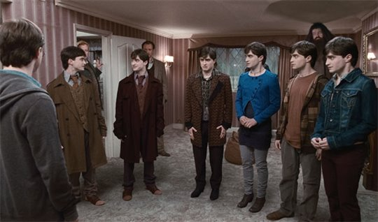 Harry Potter and the Deathly Hallows: Part 1 Photo 8 - Large