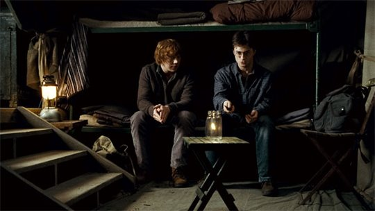 Harry Potter and the Deathly Hallows: Part 1 Photo 12 - Large