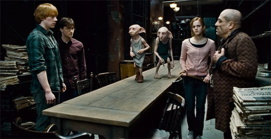 Harry Potter and the Deathly Hallows: Part 1 Photo 26 - Large