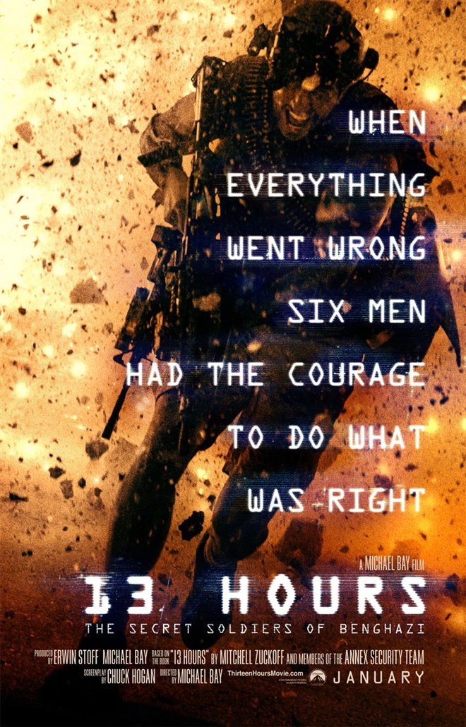 13 Hours: The Secret Soldiers of Benghazi Photo 36 - Large