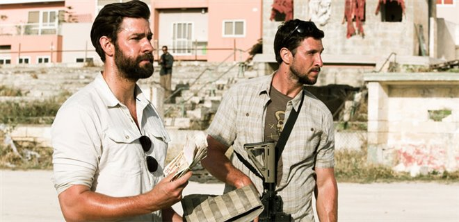13 Hours: The Secret Soldiers of Benghazi Photo 1 - Large
