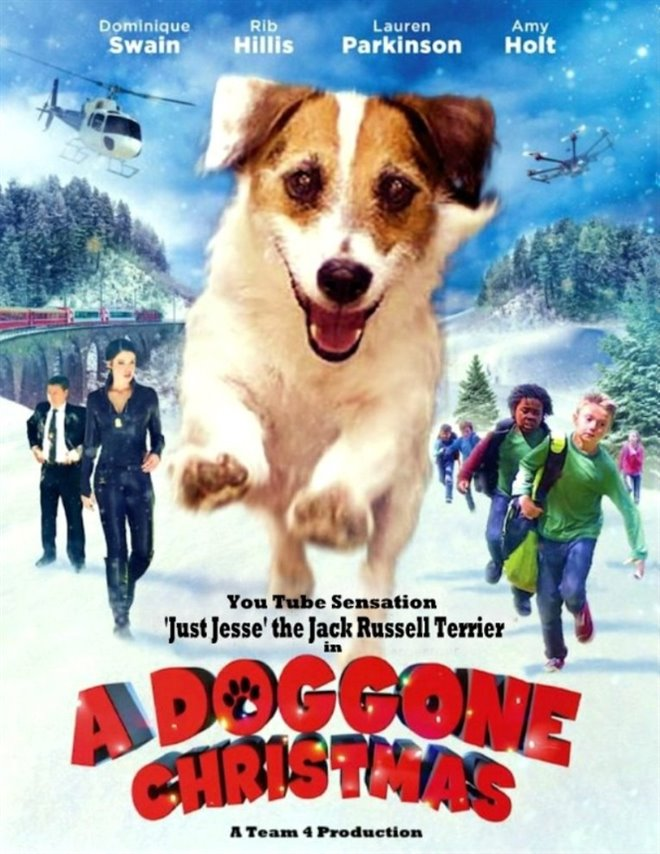 A Doggone Christmas Photo 1 - Large